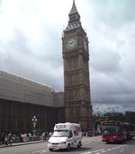 Marriott ice cream van Big Ben (2)