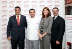 Buddy Valastro, Larry Cassenti, Alison Gebey and Terry Donahue