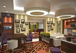 Courtyard by Marriott Irkutsk City Center-lobby