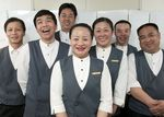 Employees at the Portman Ritz-Carlton, Shanghai