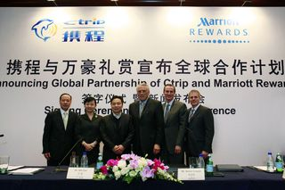 Marriott Ctrip Global Partership