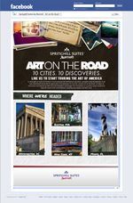 Art on the Road Facebook Page