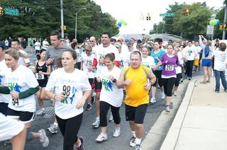 Marriott Innagural 5K