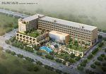 Kigali Marriott Hotel Rendering