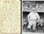 Baseball Diary & Babe Ruth