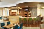 Fairfield Inn & Suites lobby bar