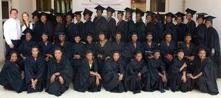 Akilah Graduates