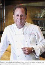 Brad Nelson - Food Arts