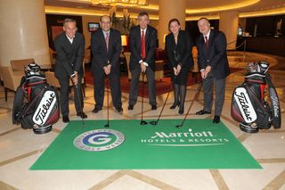 Marriott Hotels & Resorts and The German Golf Association
