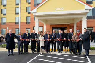 TownePlace Suites in Frederick MD Ribbon Cutting