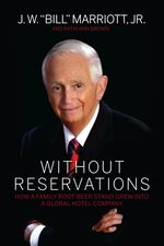 Without Reservations Soft Book Cover