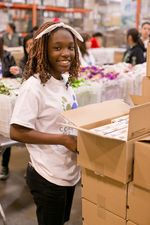 Ritz-Carlton - Global Youth Service Day