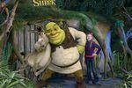 Gaylord Hotels SummerFest 2013 - Shrek Hug