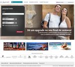 Portuguese Marriott Booking Website