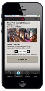 Mobile Guest Services App
