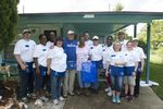 FFI&S - Habitat for Humanity - Painting homes in Orlando