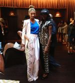 RHR - Harlem Fashion Row - Renaissance Hotel 57 Luncheon - Kimberly