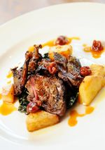 Hollins Hall - Beef Brisket