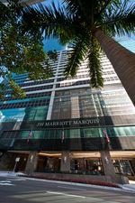 JW Marriott Marquis Miami Exterior