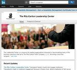 Leadership Center screen shot Image