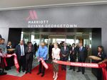 Guyana Marriott Ribbon Cutting Ceremony April 16th