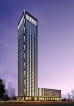 Congqing Marriott Hotel exterior
