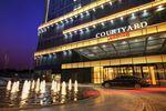 Courtyard by Marriott Zhengzhou hotel entrance