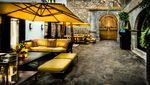 JW Marriott Cusco Courtyard Lounge