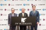 Marriott International and Mori Trust
