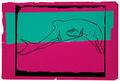 Andy Warhol - La Plata Dolphin