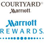 Courtyard-by-Marriott-and-Marriott-Rewards-logos