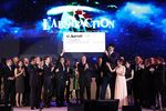 Marriott International raised more than two million RMB for Yao Foundation in the L'ABSTRACTION charity gala dinner in Shanghai on October 9.