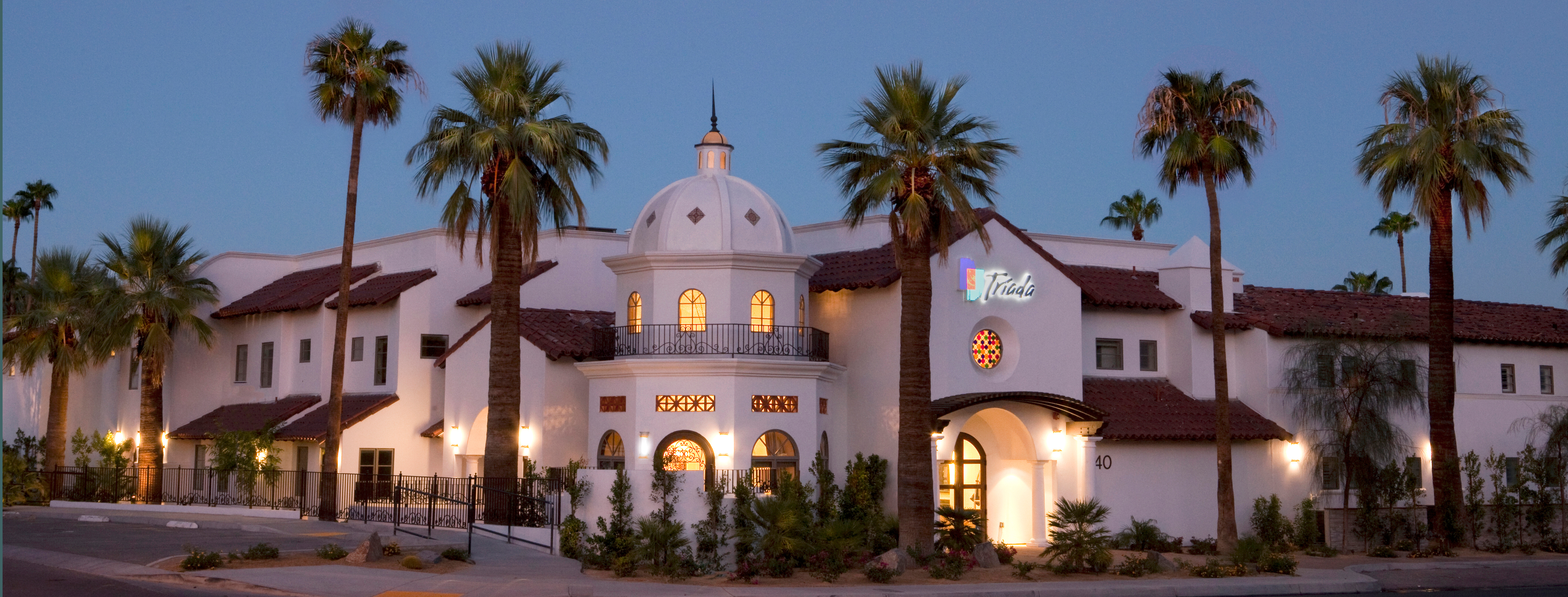 Triada Palm Springs Discerning Collection Of Independent Hotels Welcomes Historic Hollywood Hotel