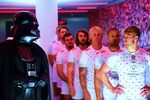 ENGLAND RUGBY STRIKES STAR WARS ALLIANCE FOR MARRIOTT LONDON SEVENS