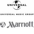 Marriott-International-and-Universal-Music-Group-logos